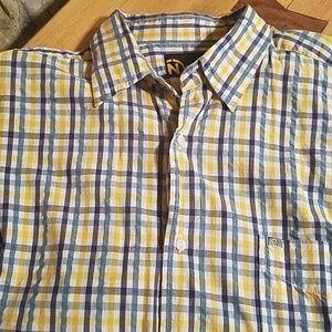 Nautica button down shirt.